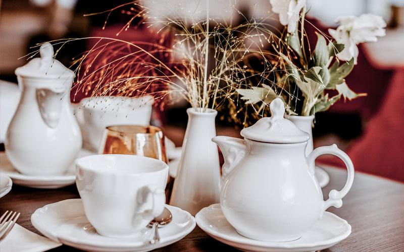 Kaiserhof Victoria - Kaffee und Kuchen