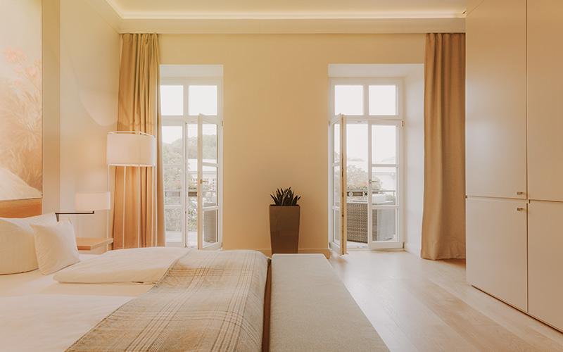 Kaiserhof Victoria - Suite im historischen Haupthaus
