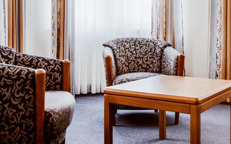 Kaiserhof Victoria - Zimmer Haus Dietz